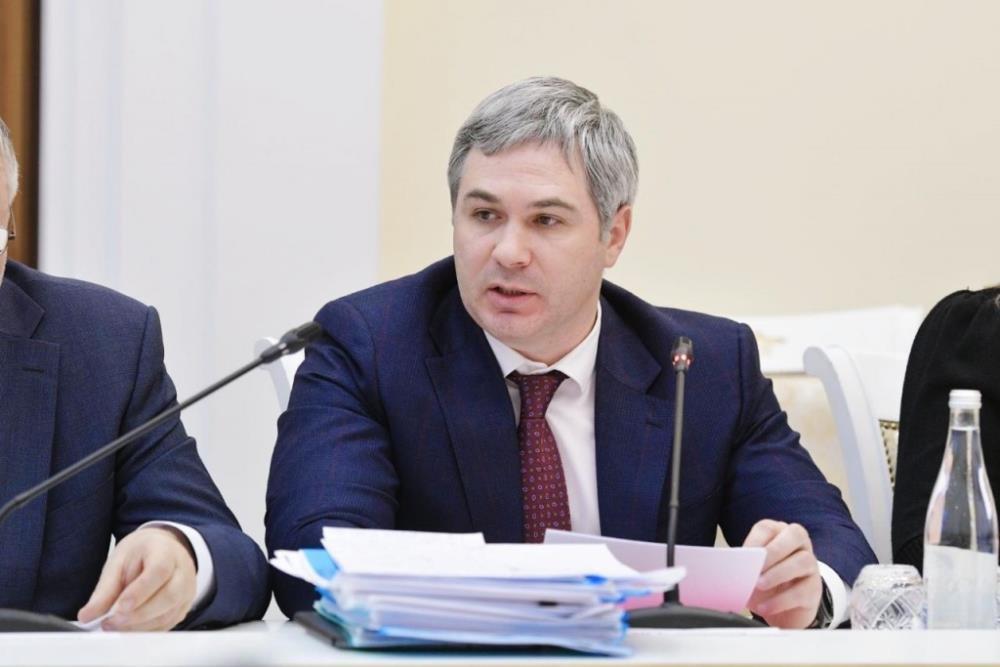 Министр экономического развития и инвестиций Самарской области Дмитрий Богданов